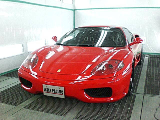 フェラーリF360-20090424