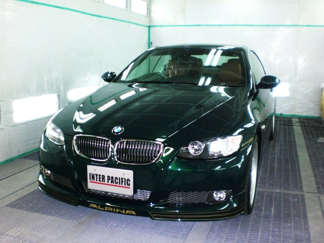 BMW ALPINA B3-20090723